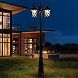 Modeen LED Street Light Outdoor Landscape Villa
