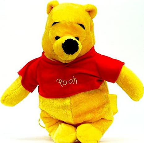 92d9c56c9a2 Image Unavailable. Image not available for. Color  Winnie the Pooh Plush  Kids Backpack