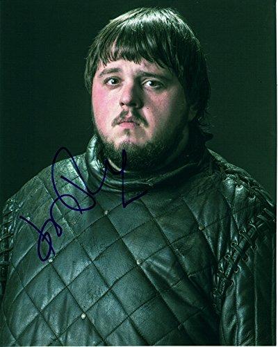 (JOHN BRADLEY - Game of Thrones AUTOGRAPH Signed 8x10 Photo B )