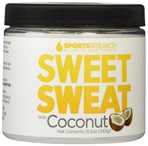 photo Wallpaper of Sports Research-Sweet Sweat Coconut 'Workout Enhancer' Gel   Made With-
