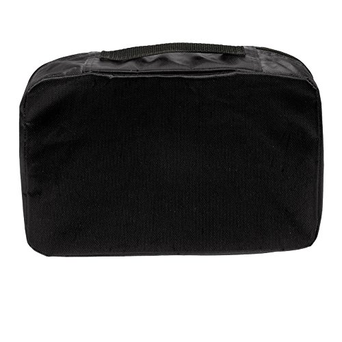 Baglane Packing Cube Bag - TechLife Nylon Travel Luggage (Black, Small)