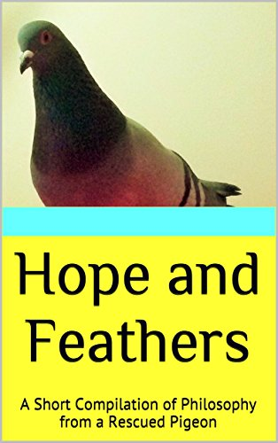 Hope and Feathers: A Short Compilation of Philosophy from a Rescued Pigeon