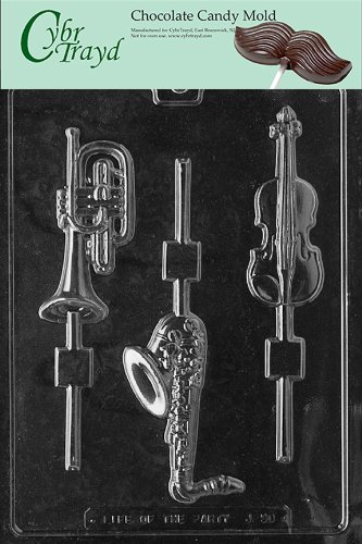 cybrtrayd-j090-musical-instruments-lolly-jobs-chocolate-candy-mold