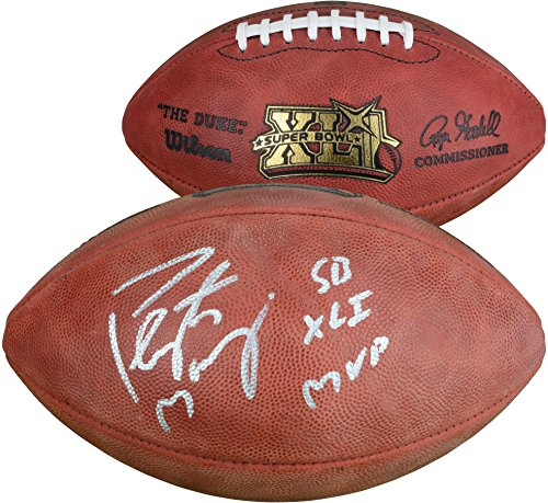 - Peyton Manning Indianapolis Colts Autographed Super Bowl XLI Duke Pro Football with SB MVP Inscription - Fanatics Authentic Certified