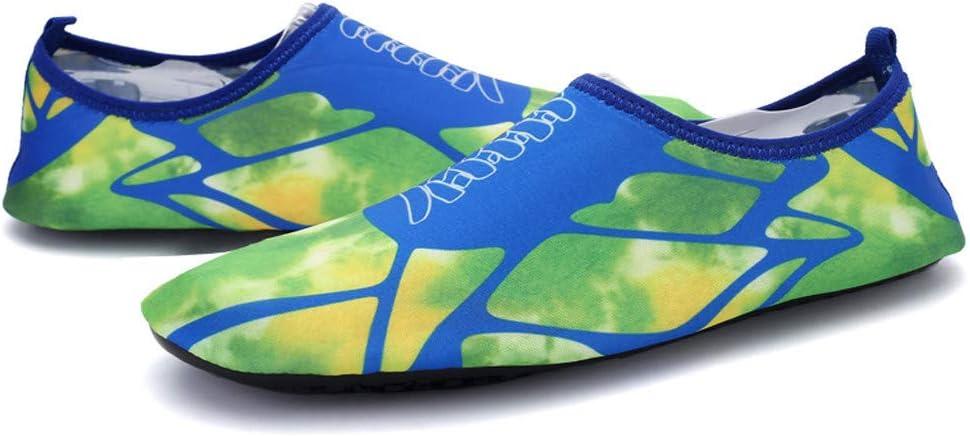 Zapatos De Agua, Pareja Zapatos De Playa Zapatos De Yoga para ...