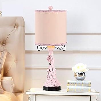 Fille Chambre De Mignon Creative Princesse Bureau Étude Lampe PXukZTOi