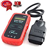 OBD2 OBD Scanner Professional Diagnostic Car Scan Tool,Xiaoyi Car Code Reader for all 1996 and Newer OBDII Compliant Vehicles