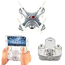 AICase® CX-10WD-TX Edition with Remote Control 4CH 2.4GHz 6 Axis Gyro FPV Wifi Remote Control RC Real-time Video Fixed-height KFCTOYS Cheerson Mini Drone Aerial Quadcopter