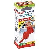 tesa Nachfüllpackung für Kleberoller permanent 8,4 mm x 14 m eco Logo und recycelte Verpackung 5 Stück