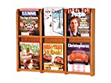 Divulge 6 Magazine Wall Display