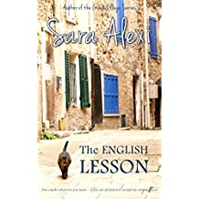 The English Lesson (The Greek Village Series Book 8)