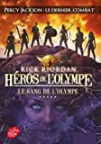 Héros de l'Olympe - Tome 5: Le sang de l'Olympe