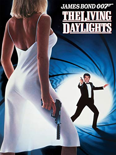 The Living Daylights (4K UHD)