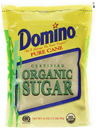 - Domino Pure Cane Organic Sugar - 24 oz