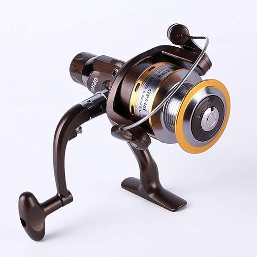 YXLYYJJ Full Metal Head Carrete De Pesca Rueda De Pescado Sea Rod ...
