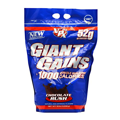 VPX Giant Gains - Chocolate Rush - 10 pounds