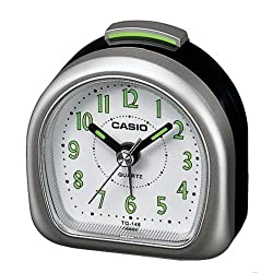 Casio Travel Alarm Clock with Neo Display