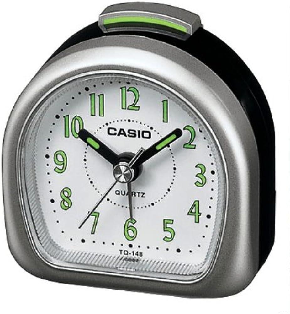 Casio TQ-148-8EF - Reloj analógico con alarma