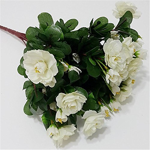 JJH-1-Branch-Silk-Azalea-Tabletop-Flower-Artificial-Flowers