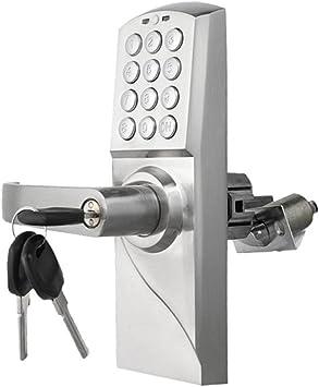 Cerradura de Puerta de código electrónico Inteligente Teclado ...