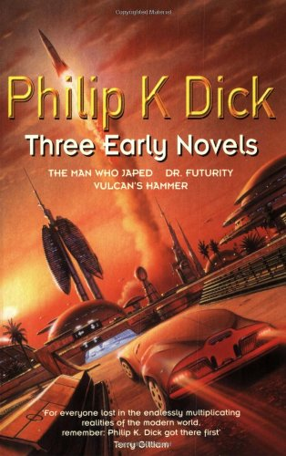 book cover of Three Early Novels