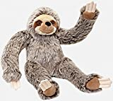 Cheap Fluff and Tuff Tico Sloth Plush Dog Toy, Large, 15-Inches