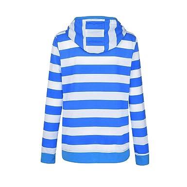 KIMODO Pullover Damen, Herbst Winter Lang Warmer Sport