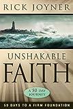 Unshakable Faith: A 50-Day Journey