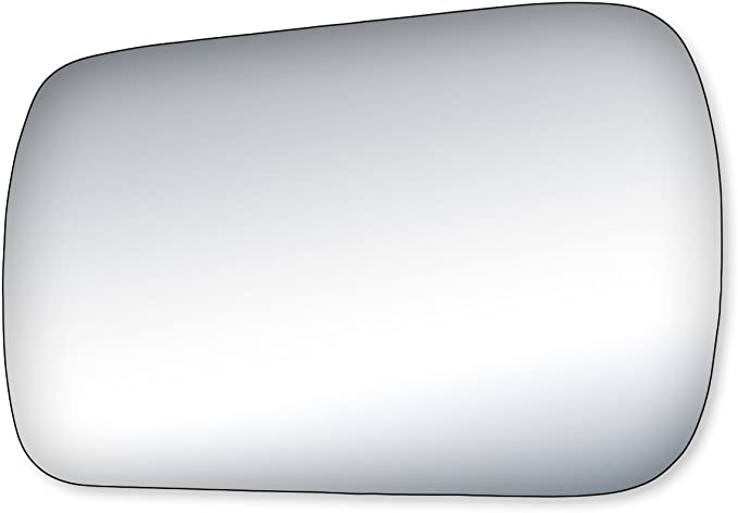 Fits 05-10 Toy Avalon Left Driver Side Mirror Glass Lens non heated w//o Backing Plate.