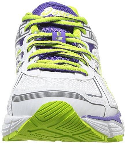 White Asics running Gt 2 Purple de para Blanco Zapatillas Lime 1000 mujer zFpraqz