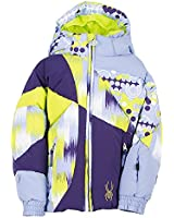 Spyder Bitsy Duffy Puff Ski Jacket Little Girls