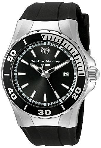 technomarine-mens-tm-215054-sea-manta-analog-display-swiss-quartz-black-watch