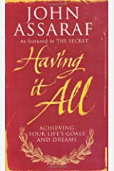 Having it All Paperback