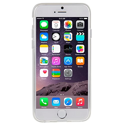 Mxnet Smooth superficie TPU caso para el iPhone 6 y 6S Fundas ( SKU : S-IP6G-0036 ) S-IP6G-0036