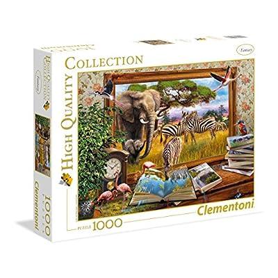 Clementoni 39296 Come To Life Collezione Alta Qualit Puzzle 1000 Pezzi