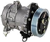 DENSEN 471-7026  Compressor with Clutch