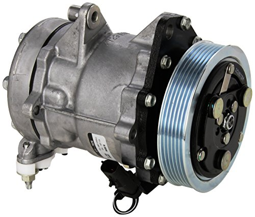 - Denso 471-7026 New Compressor with Clutch