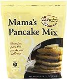 Gluten Free Mama, Mama's Pancake Mix and Waffle Mix, 32 Ounce Pouch (Pack of 6)