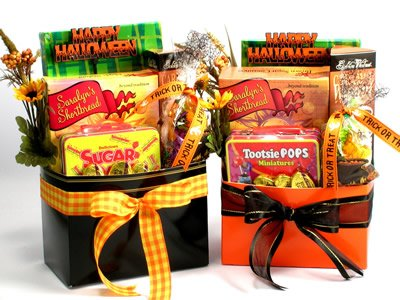 10 Of The Best Halloween Gift Basket Ideas For A Scary Halloween