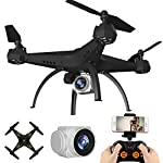 Littleice 2.4G HD Camera FPV WiFi Drone Quadcopter UAV Remote Control Helicopter Real-time 4