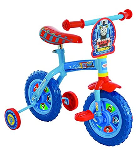 Thomas & Friends Training Bike - 2-in-1 10 Inch Bike - Kids Bike (1 2 Inch Kids Pedals)