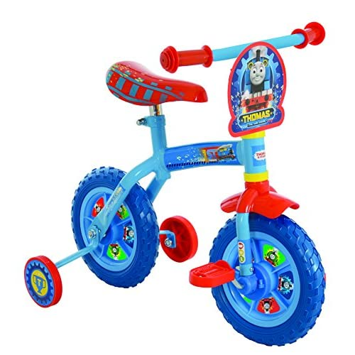 Thomas & Friends Training Bike - 2-in-1 10 Inch Bike - Kids Bike