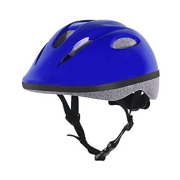 Amazon.com: BELEEV - Casco de bicicleta para niños de 5 a 8 ...