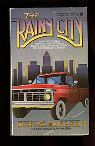 book cover of The Rainy City