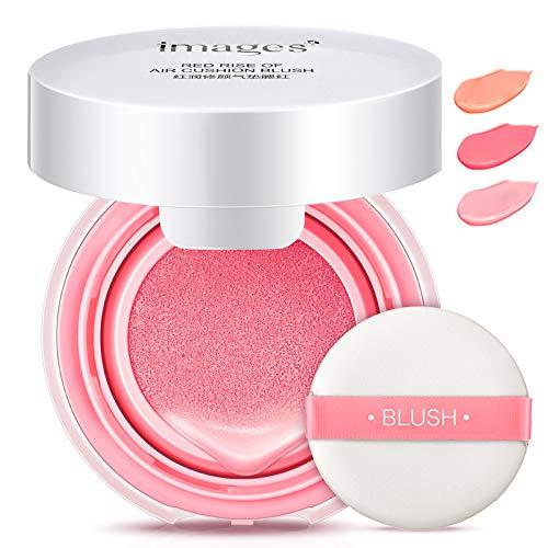 Amazon.com: Cojín de aire compacto de maquillaje natural ...