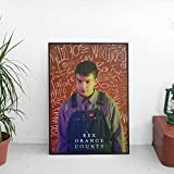 Lee Tee Rex Orange County Poster Gifts for Fan Poster Home Art Wall Posters [No Framed]