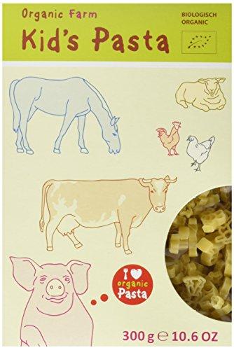 Organic Shape (Alb Gold Organic Farm Shape Kid's Pasta, Farm Shape Pasta, 10.6 Ounce)
