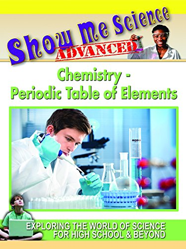 Table Elements Of Periodic (Chemistry - Periodic Table of Elements)