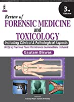 Review of Forensic Medicine and Toxicology, 3rd Edition Front Cover