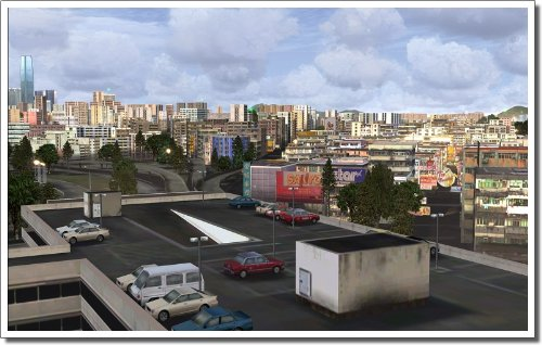 Buy Hong Kong Kai Tak X (Add-on Only) Requires FSX or FS2004 (PC